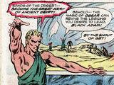 Oggar, o imortal mais poderoso do mundo