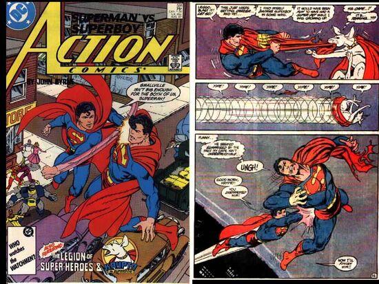 Superboyvssupes
