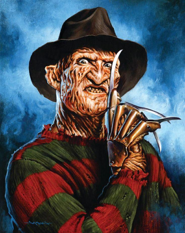 Freddy Krueger Filme