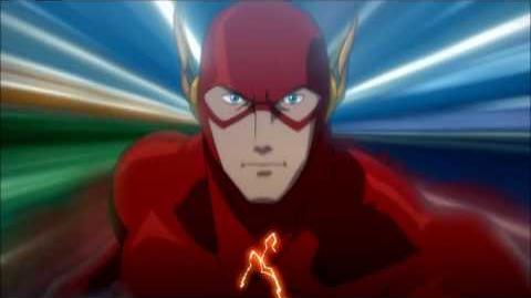 Barry Allen conhece Thomas Wayne(Flashpoint)