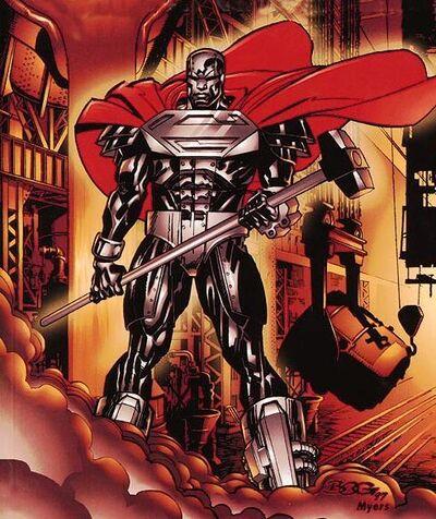 Steel super