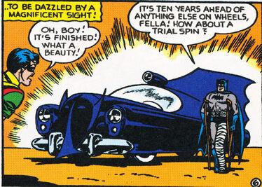 Detective156 batmobile
