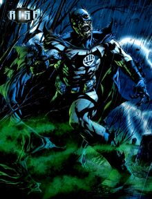 Black Lantern Batman 01
