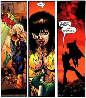 Crise infinita dc heroes rpg wiki fandom powered by wikia death of phantom lady 01 fandeluxe Choice Image