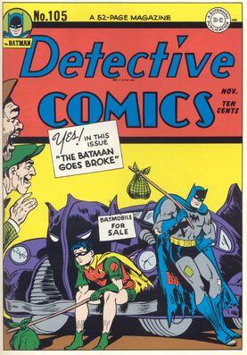 Det105 batman robin