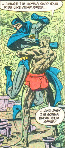 Killercrocwrestlingbatman