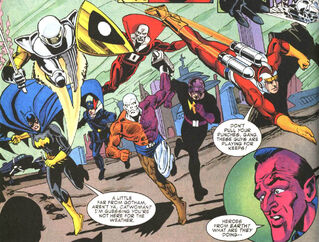 Seven soldiers of victory II silver age