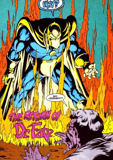Doctor Fate Eric Linda Strauss