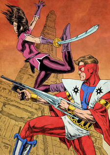 Manhunter paul kirk-vs-talia