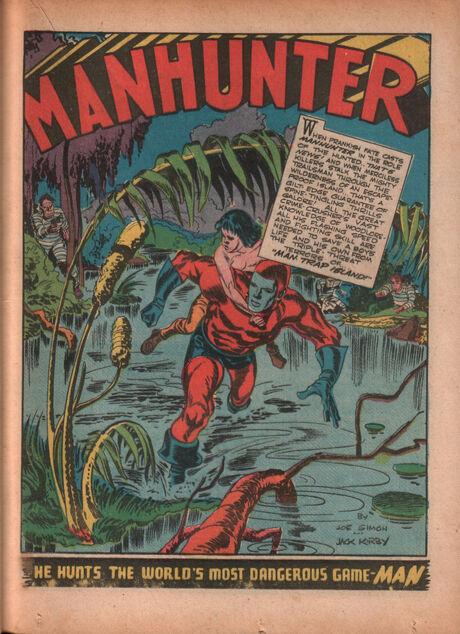 Manhunter paul kirk original