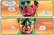 Hal Jordan Never Challenge Those More Powerful