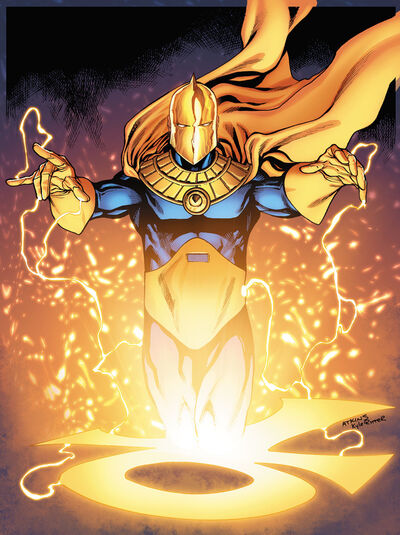 Doctor fate hector hall