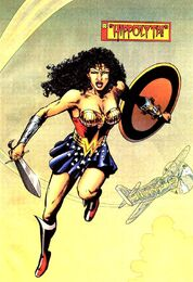 Hippolyta Wonder Woman 001