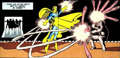 Gray Man Doctor Fate
