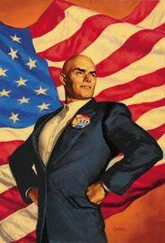 Lex luthor super