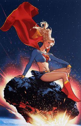 Supergirl pós-crise
