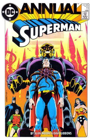 Mongul superman