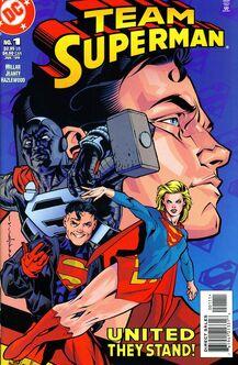 Team Superman Vol 1 1