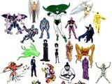 Lista de deuses fictícios e entidades na DC Comics
