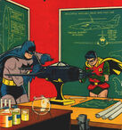Batman Robin gadgetry
