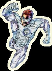White Lantern Corps Hal