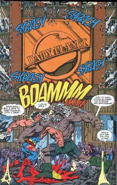 Super e doomsday
