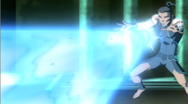 Aqualad Fighting