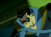 Nightwing Early