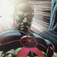 Icon Martian Manhunter