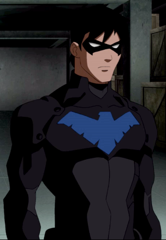 Nightwing Equipment Dc Heroes Wiki Fandom Powered By Wikia