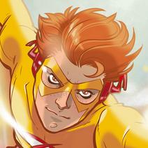 Icon Kid Flash