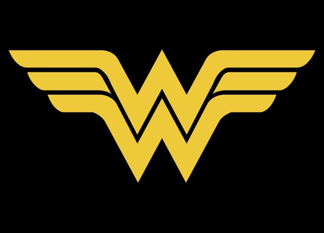 File:Wonder Woman Logo.png