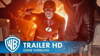 THE FLASH Staffel 5 - Trailer Deutsch HD German (2019)