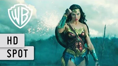 WONDER WOMAN - Spot 2 Deutsch HD German (2017)