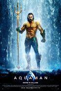 Aquaman deutsches Kinoposter