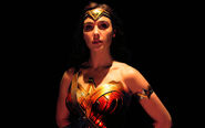JL - Wonder Woman Promo