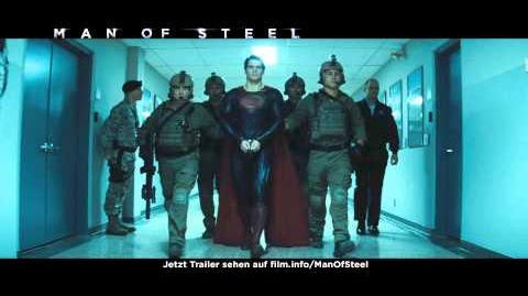 MAN OF STEEL - TV Spot Greater 20 deutsch HD