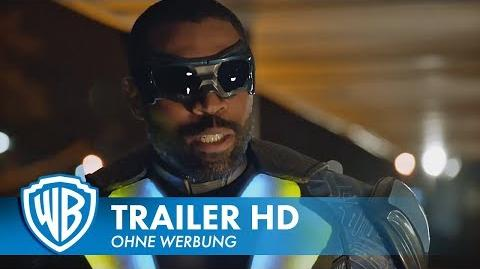 BLACK LIGHTNING Staffel 1 - Trailer 1 Deutsch HD German (2019)