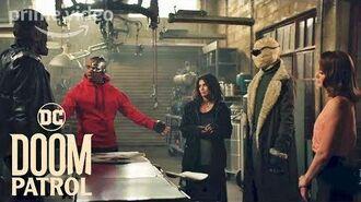Doom Patrol Staffel 1 Offizieller Trailer PRIME Video