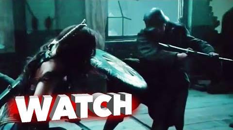 Wonder Woman First Movie Footage - Gal Gadot, Chris Pine