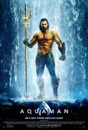 Aquaman Kinoposter