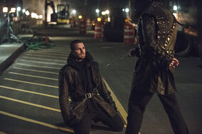 A - My Name is Oliver Queen