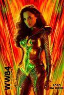Wonder Woman 1984 - deutsches Charakterposter Wonder Woman