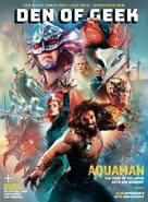 Aquaman Den of Geek Cover