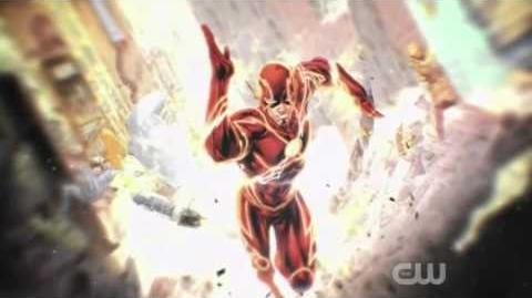 Justice League Part 1 The Flash Movie Featurette