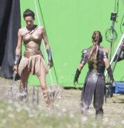 Wonder Woman Setbild 80