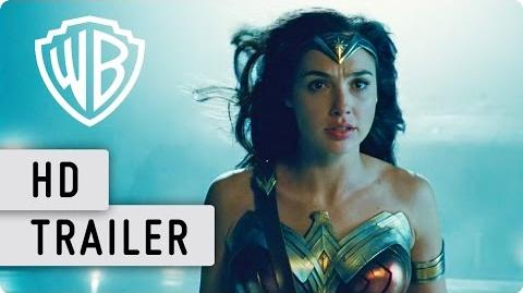 WONDER WOMAN - Trailer 7 Deutsch HD German (2017)