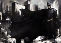 Batman Begins Konzeptzeichnung 7