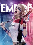 Harley Quinn Empire Cover