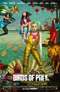 Birds of Prey Kinoposter